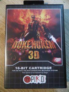 Duke Nukem 3D - Hülle Vorderseitejpg