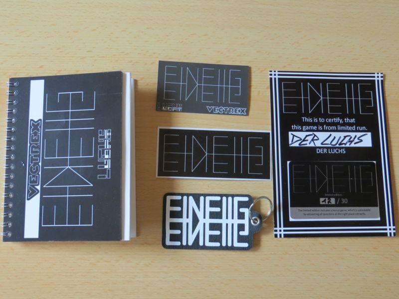 EINEIIG - Goodies