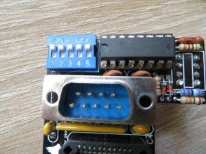 EnterMice - DIP Schalter