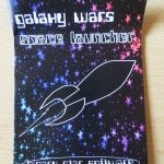 Galaxy Wars_Space Launcher - Poster