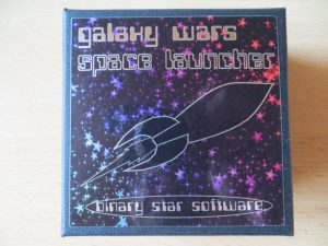 Galaxy Wars_Space Launcher - Schachtel