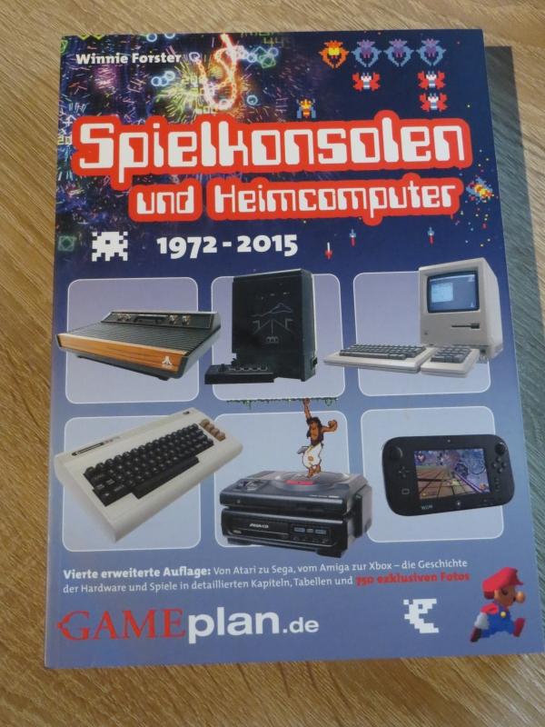Gameplan - Spielekonsolen und Heimcomputer 1972-2015