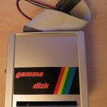 Gamma Disk Interface
