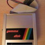Gamma Disk Interface