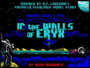 In the Walls of Eryx - Ladescreen