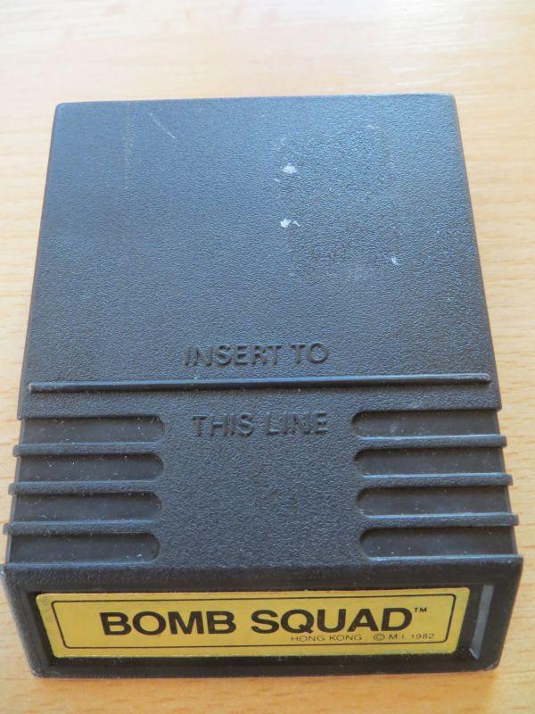 Intellivison - Bomb Squad
