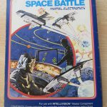 Intellivison - Space Battle