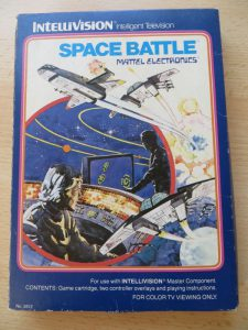 Intellivison - Space Battle