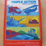 Intellivison - Triple Action