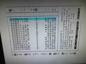 Interface 1bis GameLauncher - 11/2015