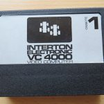 Interton VC4000 01 Autorennen - Cartridge