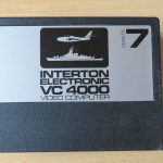Interton VC4000 07 Luftkampf - Cartridge