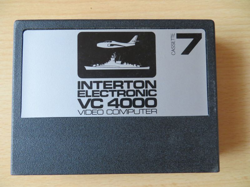 Interton VC4000 07 Luftkampf - Cartridge