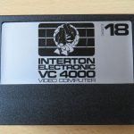 Interton VC4000 18 Boxkampf - Cartridge