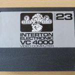 Interton VC4000 23 Flipper - Cartridge
