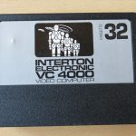 Interton VC4000 32 Weltrauminvasoren - Cartridge