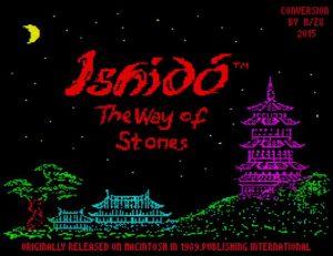 Ishido The Way of Stones - Ladescreen