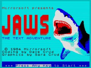 JAWS - Ladescreen