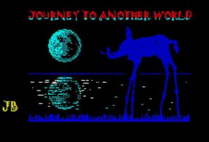 Journey To Another World - Ladescreen