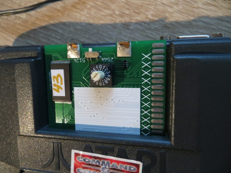 Lynx - Rewritable Multigame Cartridge mit Lynx