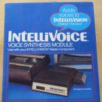 Matell Intellivision - IntelliVoice - Vorderseite Schachtel