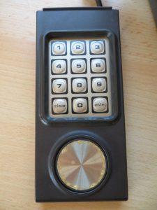 Mattel Intellivision - Controller