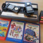 Mattel Intellivision - komplett mit Spielen