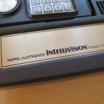 Mattel Intellivision - Schriftzug