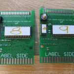 Mateos Rewritable Multigame Cart- Serien-Nummer 8 und 9