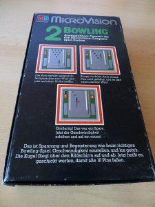 Microvision - Bowling Box Rückseite