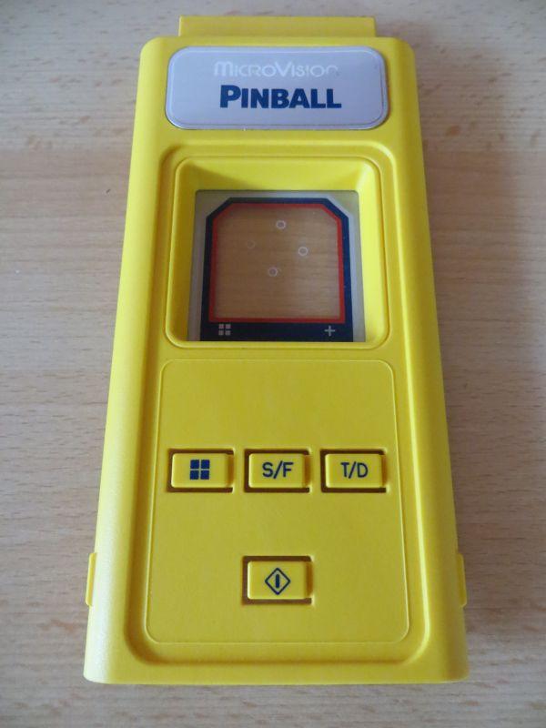 Microvision - Pinball