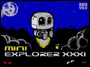 mini Explorer XXXI - Ladescreen