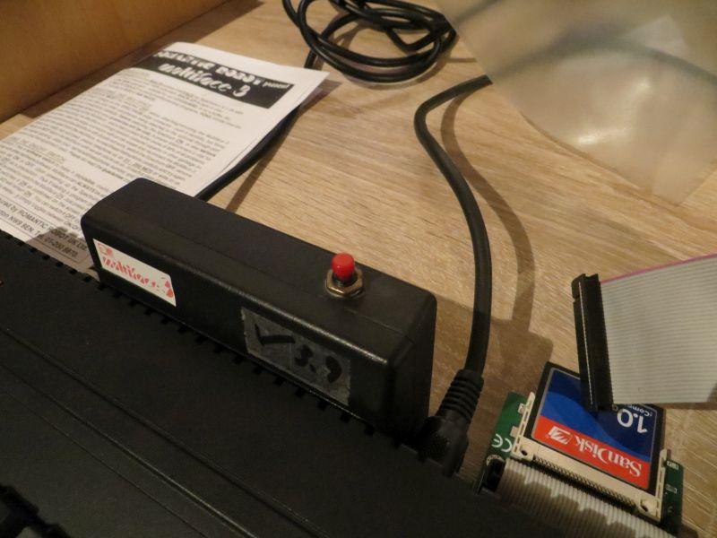 Mutliface 3 am ZX Spectrum +3