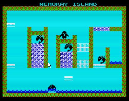 NEMOKAY - Screen