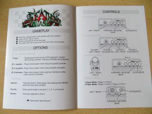 Nox_Deathchase - Deathchase Manual Innenseite