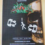 Nox_Deathchase - Deathchase Manual Vorderseite