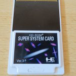 PC-Engine CD-ROM 2 - Super System Card Ver 3