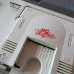 PC Engine Interface Unit - Draufsicht PC Engine