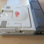 PC Engine Interface Unit - rechte Seite
