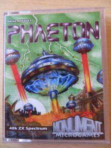 Phaeton - Vorderseite