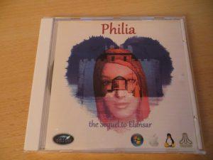 Philia - Atari Falcon