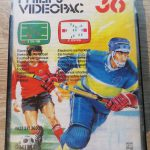 36 Electronic ice hockey