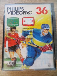 36 Electronic ice hockey
