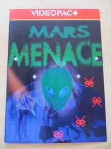 Mars Menace