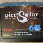 Pier Solar - Cartridge