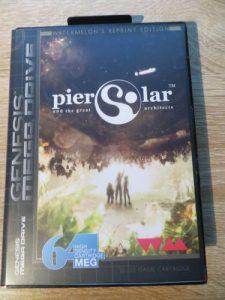 Pier Solar - Hülle Vorderseite