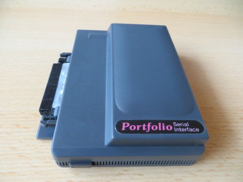 Portfolio - Serial Interface
