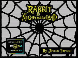 Rabbit in Nichtmareland - Ladescreen