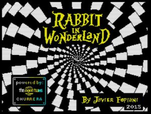 Rabbit in Wonderland - Ladescreen