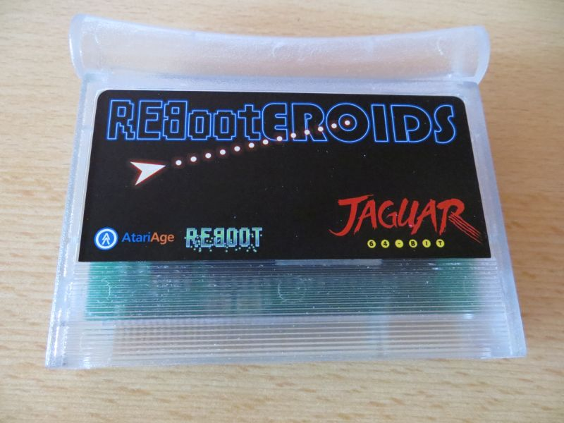 Rebooteroids - Cartridge